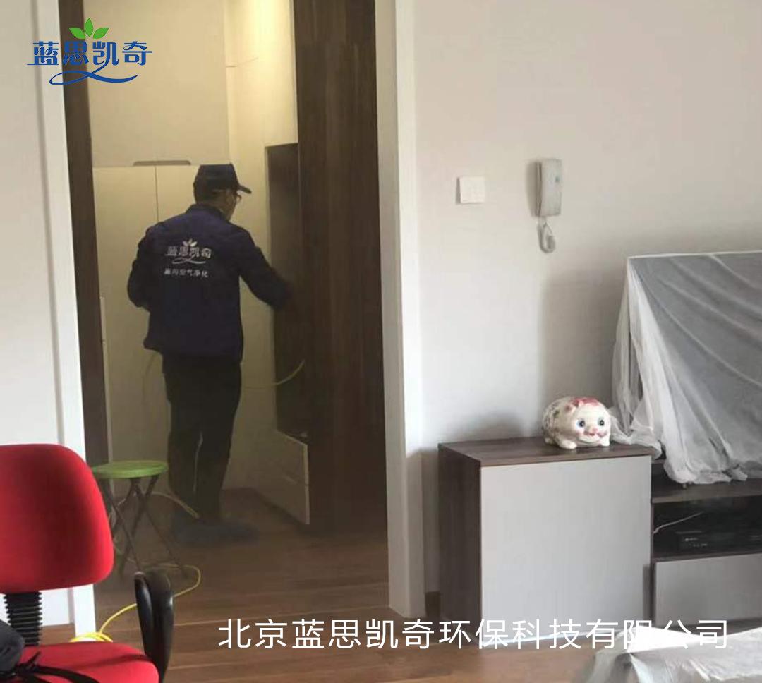 家装案例:北京市武夷花园紫荆园治理!